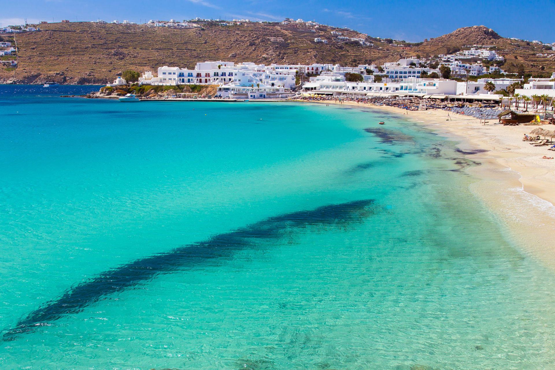 Contact Discovery Glassbottom Yacht | Mykonos Cruises & Events