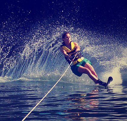 Do Wakeboard & live the summer fun of Water Sports in Mykonos