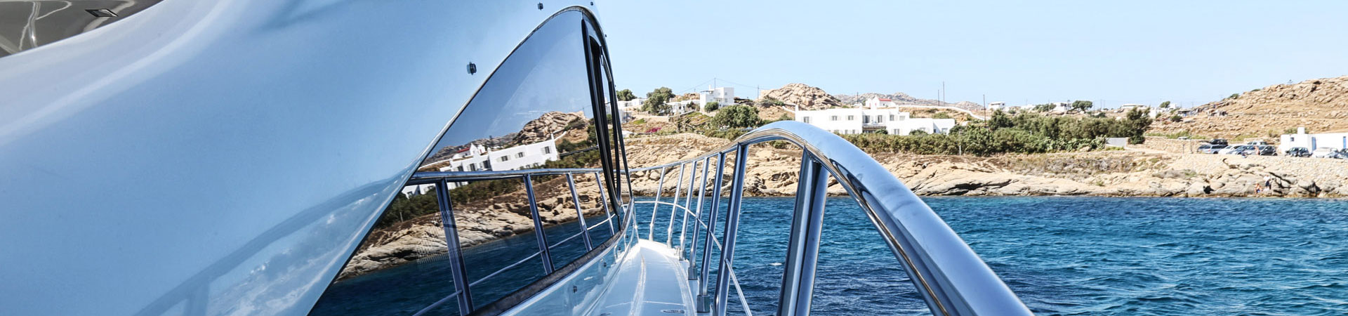 About Us - Discovery Glassbottom Yacht | Day Cruises in Mykonos